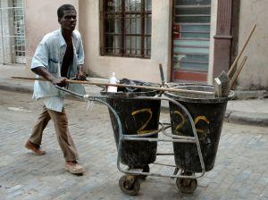 Kontener na śmieci i nieczystości